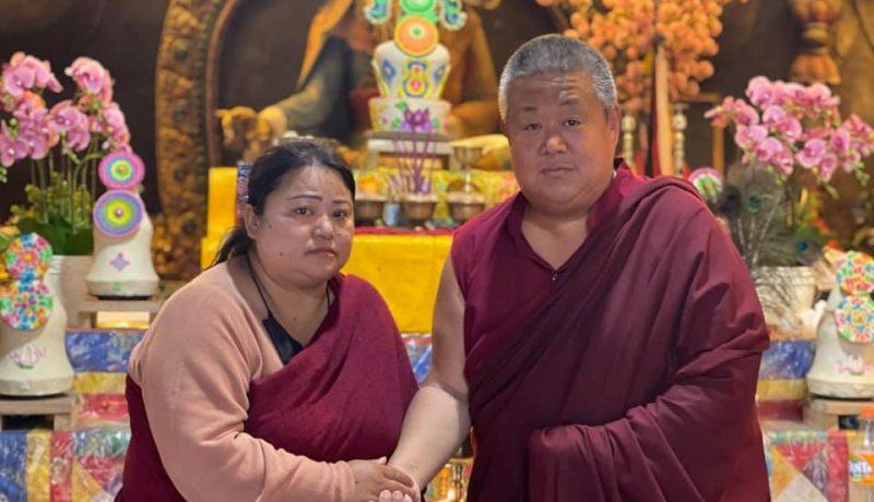 Khandro Dorje Phagmo